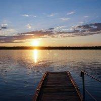 Из далека-долго, течет река Волга ... :: Дарья