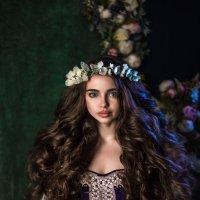 Девушка :: Кира Пустовалова - Степанова