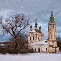 Зима, которая нам снится... :: sapoznik-1