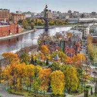 Панорама Москвы :: Евгения Photolife