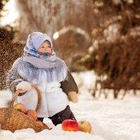 Тепло ли тебе девица?... :: Екатерина Шувалова