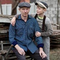 два поколения :: Мила Гусева