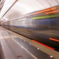 Московское метро :: Юлия Данцевич