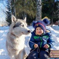 Особенные дети - они во всем особенные :: Евгения Сенченко