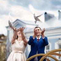 Любовь и голуби :: Людмила