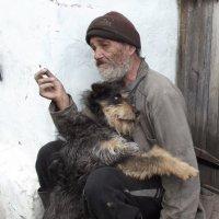 Хозяин устал, пожалею его... :: Светлана Рябова-Шатунова