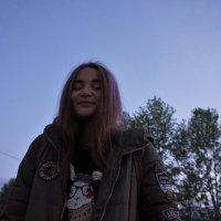 Внезапная улыбка :: Анастасия Макаренко