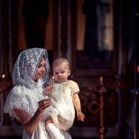 Мать и детя :: Людмила Лосева
