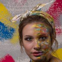 Юная художница :: Евгений Евдокимов