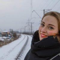 На морозе :: Татьяна