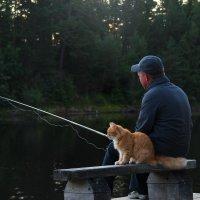 рыбаки :: Надежда Постникова