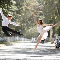 Дыхание балета :: Михаил Семенов