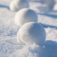 Хрустящая зима :: Эльвира Сагдиева