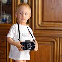 Первые шаги в  фотографии :: Waldemar F.