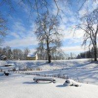 зимний день :: ИННА POROHOVA