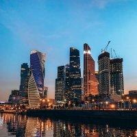 Ночная Москва :: Анна Рябова