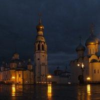 Вологодский кремль :: Николай