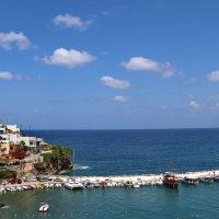 Море, солнце, остров Крит :: Любовь С.