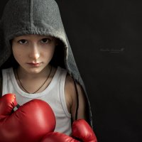 Мой боксер :: Наташа Сеченова