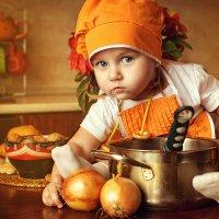 Чудо повар :: Светлана Павлова
