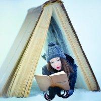 Всепоглощающий мир книг... :: Елизавета Сибиренко