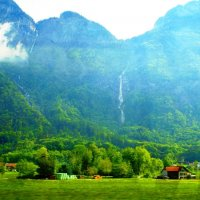 Лучше город могут быть только горы :: Ольга Лаврова