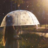 Алмазный дождик :: Екатерина Антонова