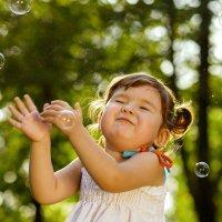 Мыльные пузыри :: Татьяна Курамшина
