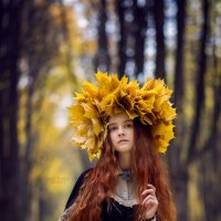 autumn itself :: Dmitry Yushkov