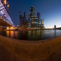 Улыбка ночного города. :: Роман —-