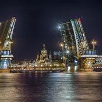 Город белых ночей :: Дмитрий Рутковский