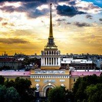 Адмиралтейство г.Санкт-Петербург :: Антон Рыбкин