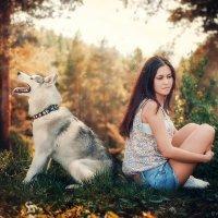 Друг. :: Лина Любимова