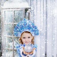 Снегурочка :: Анастасия Шаброва