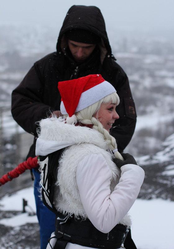 Снегурочка на прыжках - Радмир Арсеньев