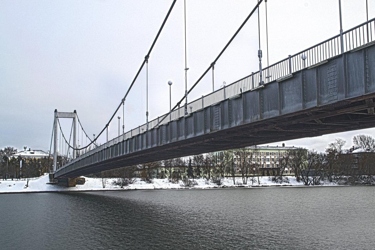подвесной мост. Пенза - Андрей Ракита