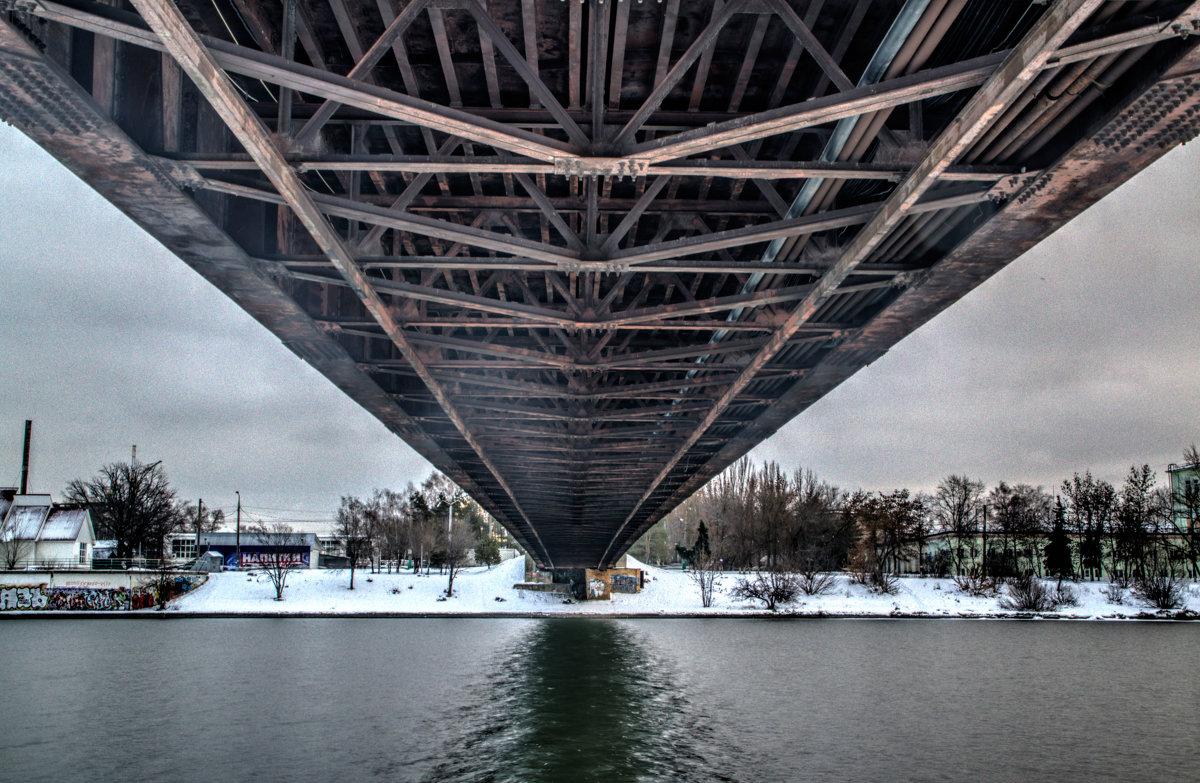 Пензенский подвесной мост - Андрей Ракита