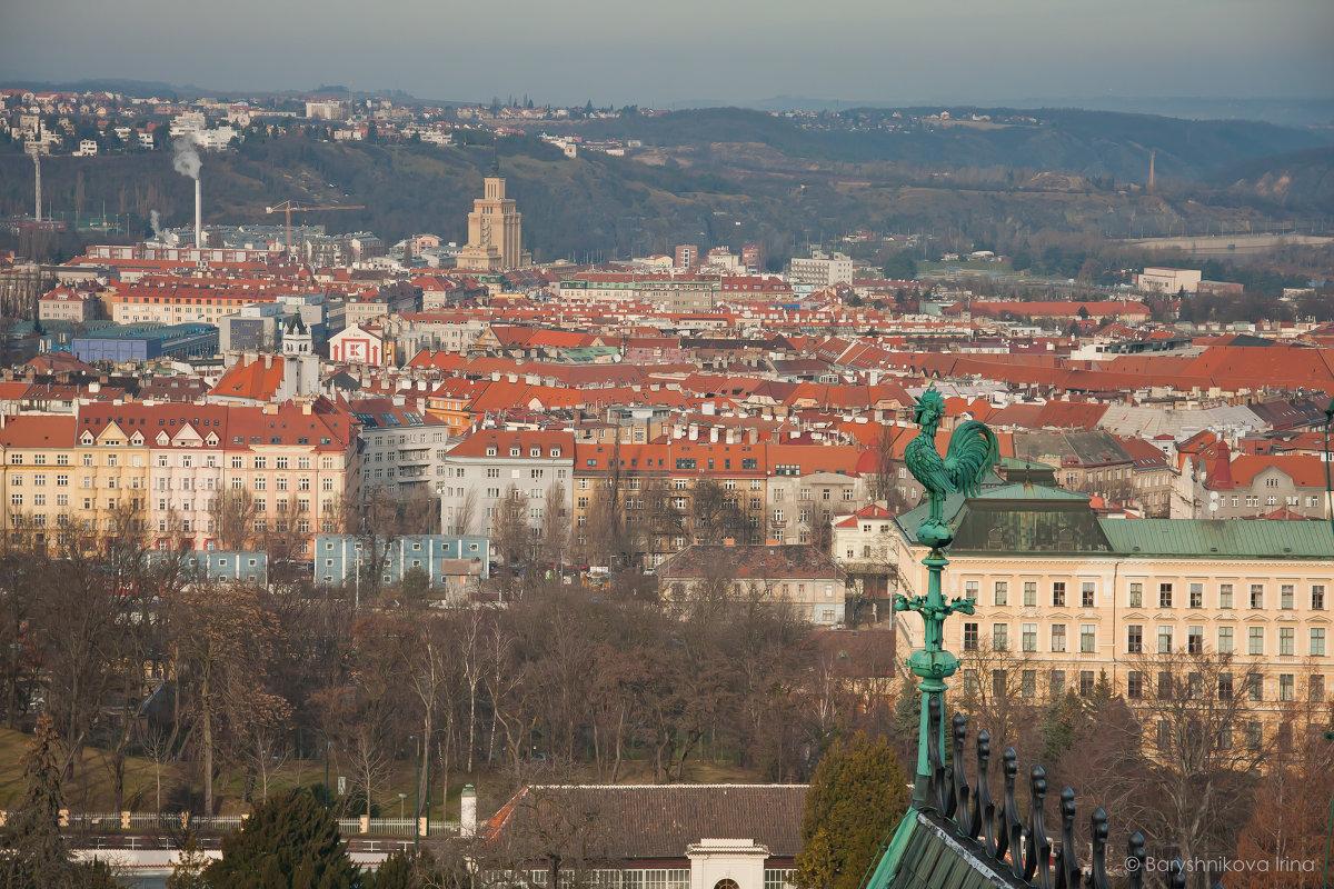 Прага - Ирина Барышникова