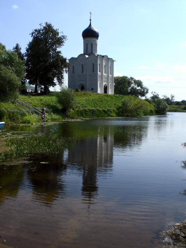 Церковь Покрова на Нерли - Irina Evushkina