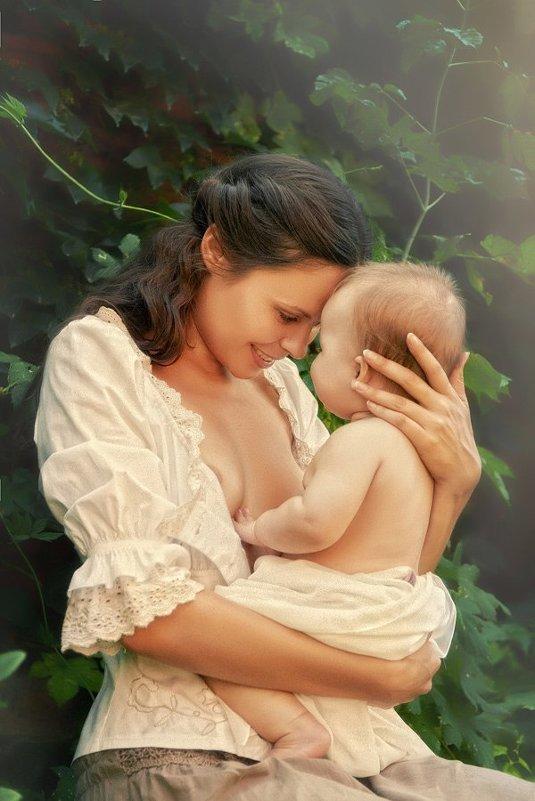 Материнское счастье - Олег Федоров