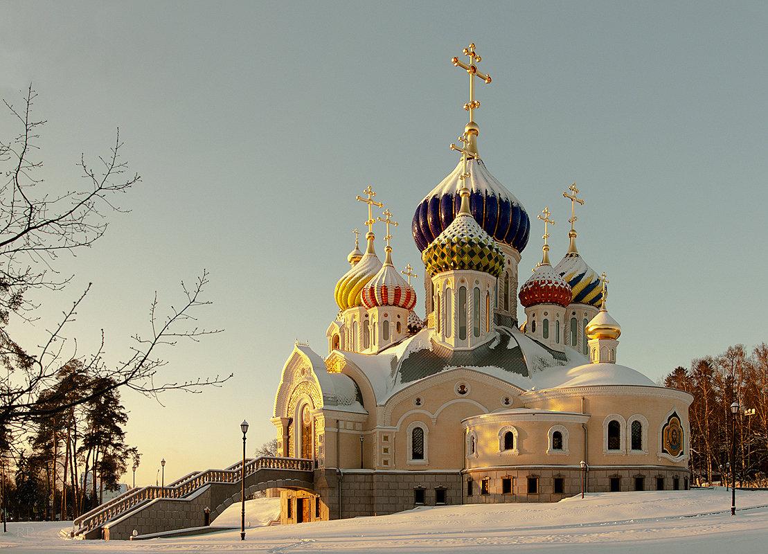 Сталкере церкви в зао москвы лучший курс