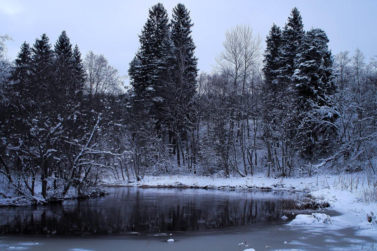 На реке... - Любовь Анищенко