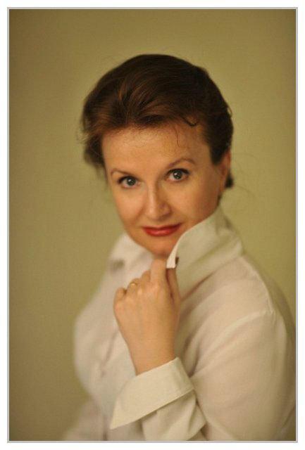 Автопортрет - Ольга