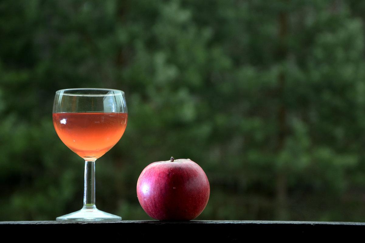 Яблочного вина в домашних условиях