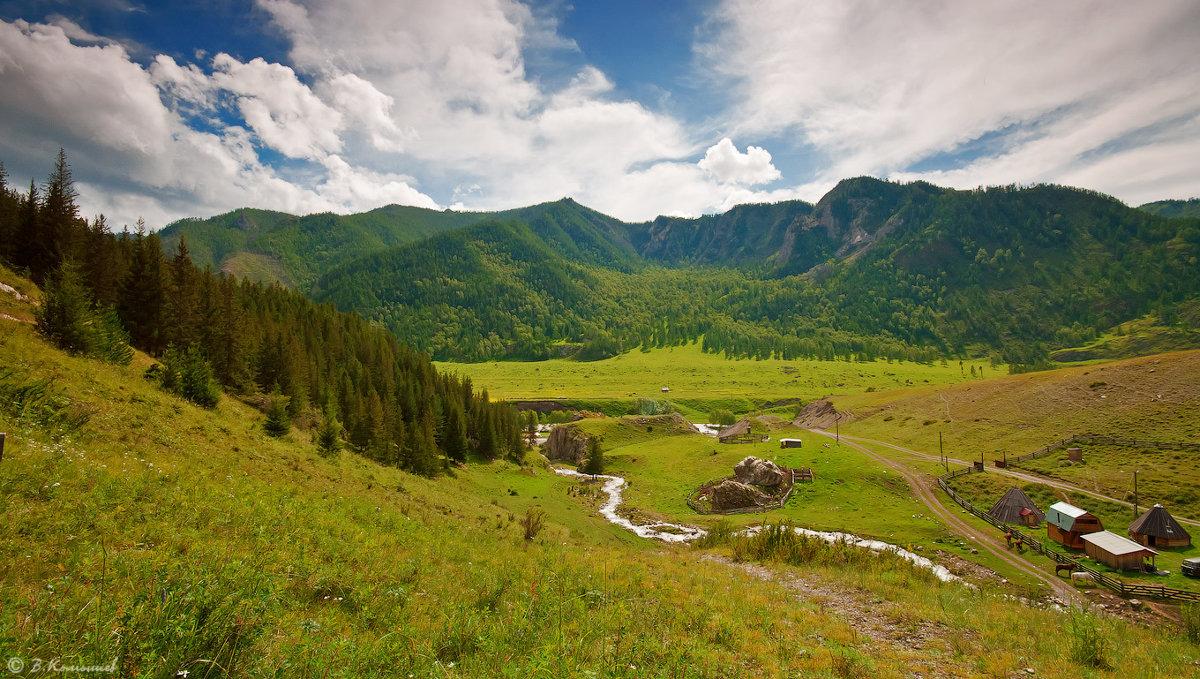 Заглянуть за горизонт... :: Владимир Комышев - Социальная сеть ФотоКто