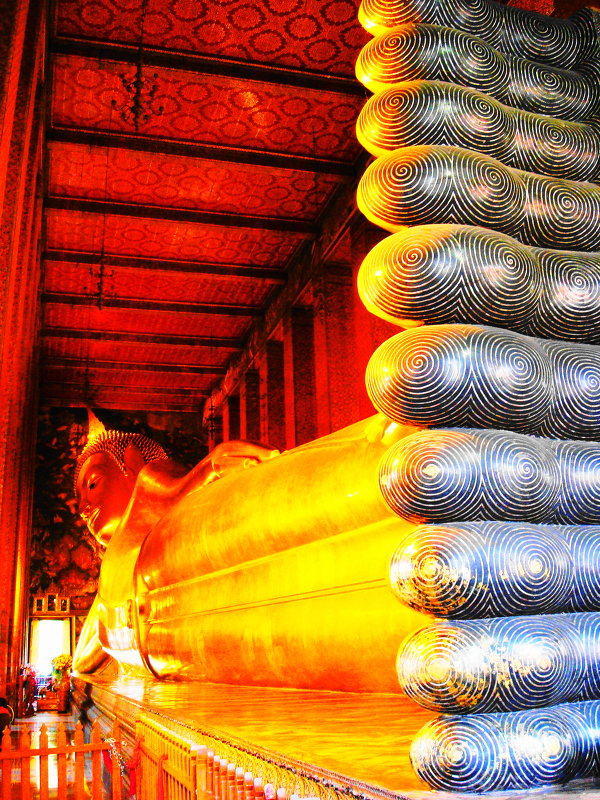 Лежачий Будда - svk