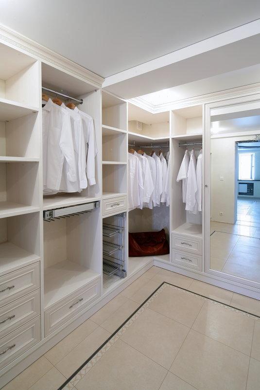 Гардеробная комната :: senator шкафы купе - социальная сеть .