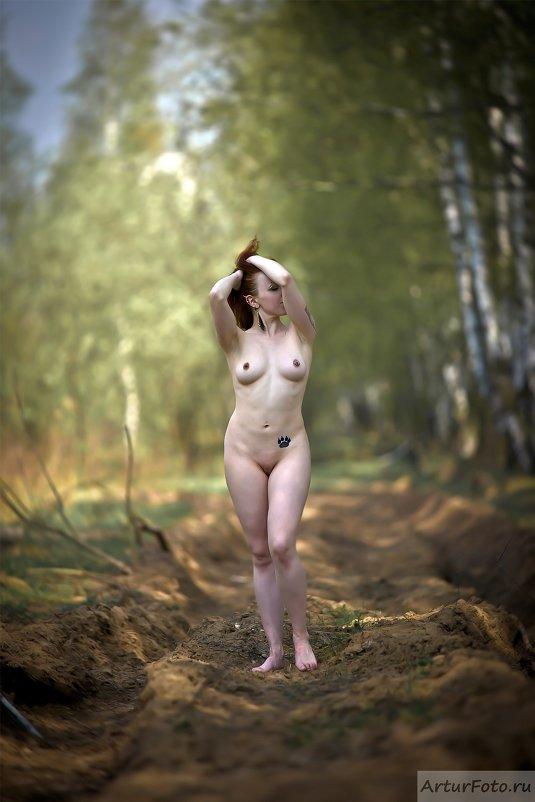 Фото ню москва 7516 фотография