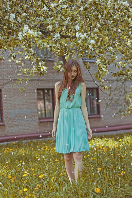вишневый сад - Юлия Трибунская
