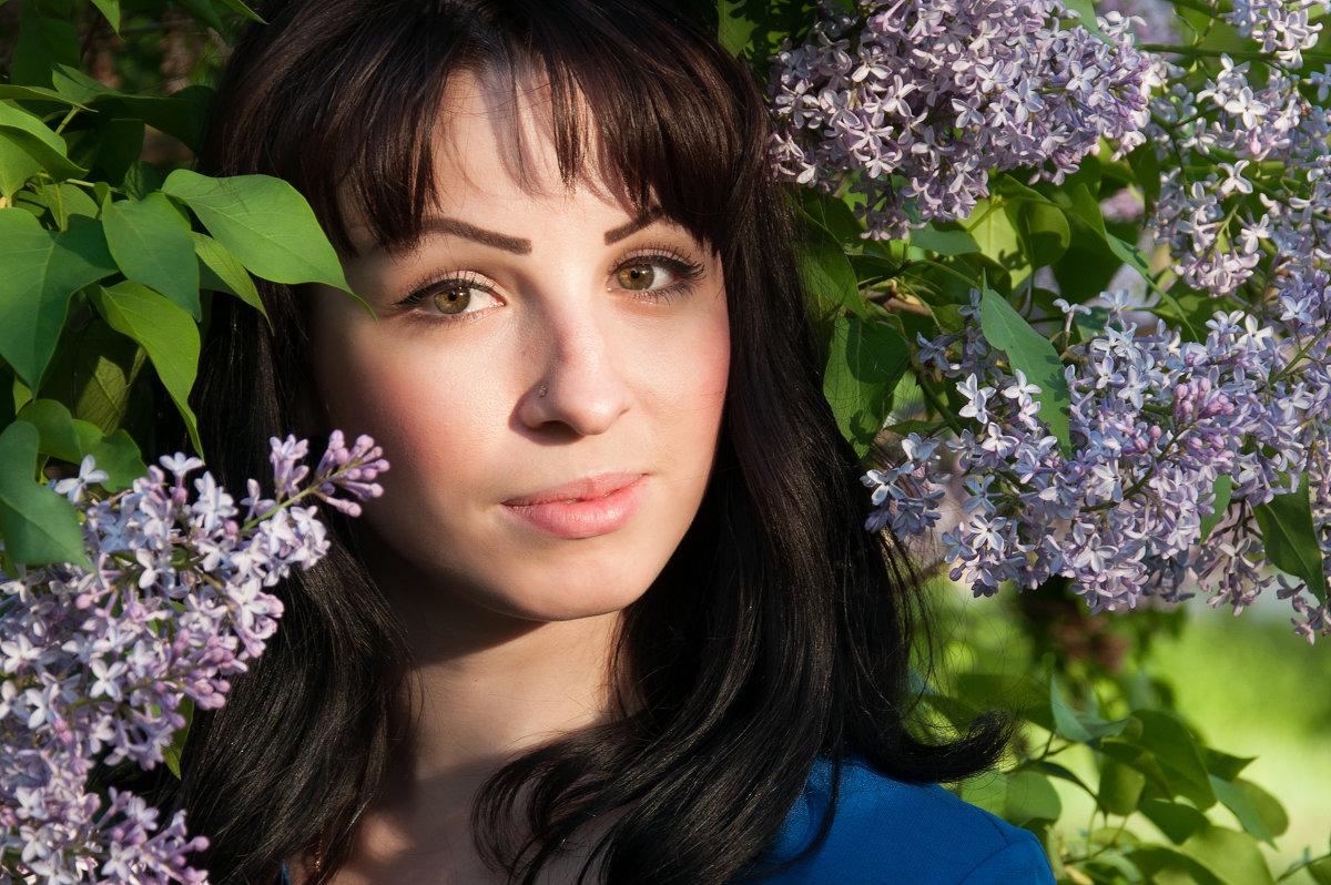 Весна - Катерина Сергунина